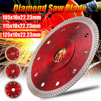 Cuts Porcelain Tile Turbo Diamond Dry Cutting blade/Disc Grinder wheel 125m