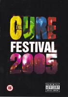 THE CURE Festival 2005 DVD Region Free NEW   SirH70