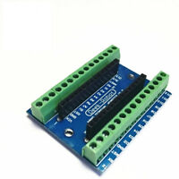 New Finished Terminal Expansion Board Adapter Screw IO Shield For Arduino NANO