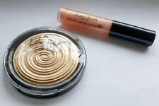 Laura Geller Supersize Baked Gelato Swirl Illuminato 10g & Luster Lipgloss 6.5ml