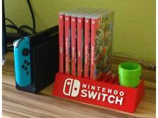 Nintendo switch Spiele Ständer Standfuss