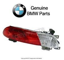 NEW BMW E63 E64 645Ci 650i Driver Left Lower Taillight For Bumper Cover Genuine