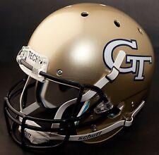 GEORGIA TECH YELLOW JACKETS 1978-2007 Schutt Authentic GAMEDAY Football Helmet