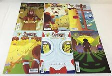 Kaboom ADVENTURE TIME BANANA GUARD ACADEMY #1 2 3 4 5 6 ~ FULL SET
