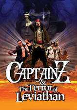 Captain Z and the Terror of Leviathan (DVD, 2015)