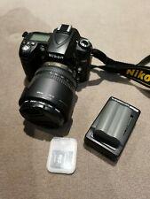 Nikon D D90 12.3MP Digital SLR Camera - Black (VR Kit w/ AF-S DX 18-105mm Lens)