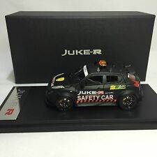 1/43 Mark Nissan JUKE-R 2013 Matt Black NISMO Safety Car
