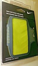 NIB: NIKE FIT Running Arm Band Brassard Distance Touch Screen 4 iPhone 6 Mobile