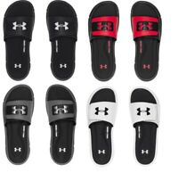 Under Armour Ignite V Sandals Slides - NEW - FREE SHIP - 1287318 +
