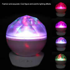 Rotating Projector Night Lamp Star Sky Projection LED Kids Bedroom Decors Gifts