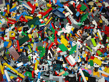 Lego 1Kg Of Random Mixed Medium/Small Bricks/Parts/Pieces Bulk Genuine!