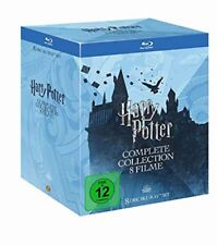Harry Potter Blu-ray Box Komplettbox Teil 1+2+3+4+5+6+7.1+7.2 NEU OVP Alle Teile
