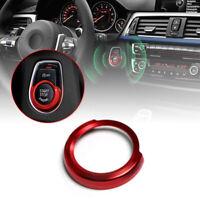 Start Key Button Cover Trim Accessories For BMW 1/2/3 Series F20 F21 F30 X1 F48