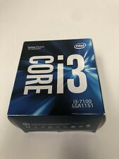 Intel SR35P Dual Core i3-7100T 3.9 GHz LGA 1151 Processor