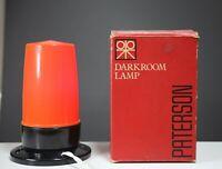 Paterson Dark Room Safe Light