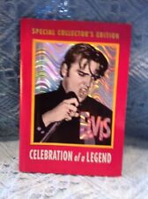 NOS ELVIS PRESLEY 2002 SPECIAL COLLECTOR'S EDITION CELEBRATION OF A LEGEND #2