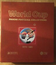 World Cup Panini Football Collections 1970-2010