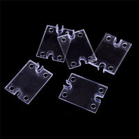 5PCS Safety Cover for Single Phase Solid State Relay SSR Clear Plastic Cove HF