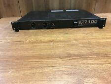 Electro-Voice Ev 7100 Pro Audio Power Amplifier