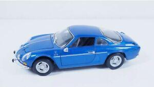 1:18 Modellauto Renault Alpine Blau Maisto Cabrio Blau!Nur 3 Tage!