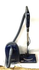 Kenmore Progressive True Hepa Blue Vacuum Bag Cleaner W/ Attachements- Used VG