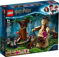 75967 LEGO Harry Potter Forbidden Forest: Umbridge's Encounter 253 Pieces Age 8+