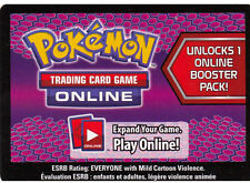 Pokemon Dark Explorers Promo Code Card for Pokemon TCG Online