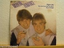 "★★ 12"" Maxi - MODERN ROMANCE - High Life - 8:14min (Tony Visconti) WEA 1983 GER"