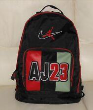 Nike Air Jordan AJ 23 Backpack 1990's jumpman ORIGINAL vintage sneakers I IV XI