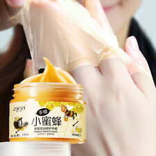 Paraffin Milk & Honey Peel Off Hand Wax Mask Whitening Remove Dead Skin Cream