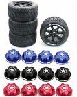 On-road wheel tire for Traxxas X-maxx 6S 8S 1/5 RC CAR