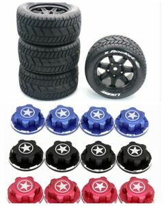 On-road wheel tire for Traxxas X-maxx 6S 8S 1/5 RC CAR