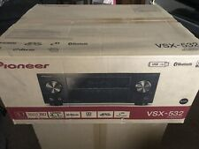 NEW Pioneer VSX-352 5.1 Channel AV Reciever Built In Bluetooth In Box