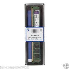 New Kingston PC3-12800 8GB DDR3 1600MHz Ram Memory PC Desktop Retail Package