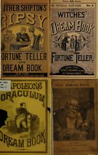 100 RARE BOOKS ON FORTUNE TELLING, PALMISTRY, DREAMS, ASTROLOGY & PSYCHIC ON DVD