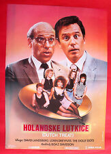 DUTCH TREAT 1987 THE DOLLY DOTS LORIN DREYFUSS LANSBERG UNIQUE EXYU MOVIE POSTER