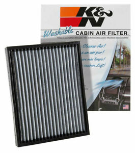 K&N Cabin Air Panel Filter Fits 15-19 Ford F-150 & 2017-2018 F250 F350 SuperDuty