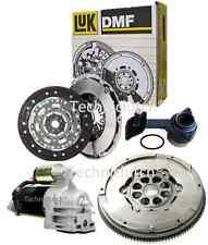 Ford Mondeo 130 Tdci 5 Velocidad Luk Doble masa Volante de inercia, Starter, Embrague Kit y CSC