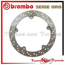 Disco Freno Posteriore S. ORO BREMBO BMW R 1150 GS ADVENTURE 2002 2003 68B407C8