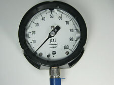 "Pressure Gauge 150036 1981 4 1/2"" 6000 PSI 1/2"" LMC"