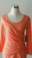 Velvet Graham Spencer Top Tunic 100% Cotton Size XL  New