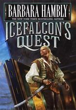 Icefalcon's Quest (Darwath), Hambly, Barbara, Very Good Book