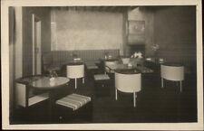 Scandinavian Danish? Furniture - Vintage Real Photo Postcard #1