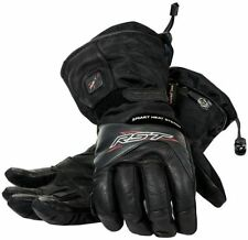 Gants thermique en cuir pour motocyclette Femme