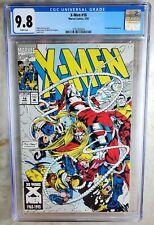 X-Men #18 Omega Red Appearance Marvel 1993 CGC 9.8 NM/MT White Pages Comic R0007