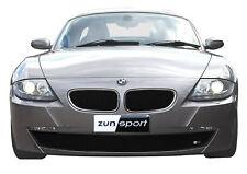 BMW Z4 Front Grille Set - Black finish (2006 to 2009)