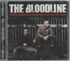 THE BLOODLINE - RAZORSTRIKE - (still sealed cd) - STEP CD 142