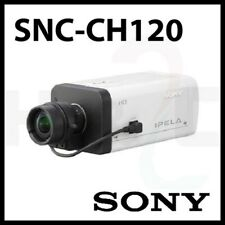 Professional IP Security CCTV Camera Sony SNC-CH120 High definition NEW & BOXED