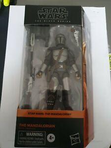 Star Wars The Black Series The Mandalorian Beskar Armour Action Figure BNIB