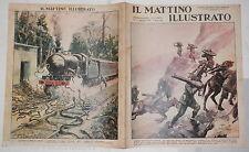 1941 Alpini fronte greco Donne pirata Agenzia Havas Aviazione tedesca Bicicletta
